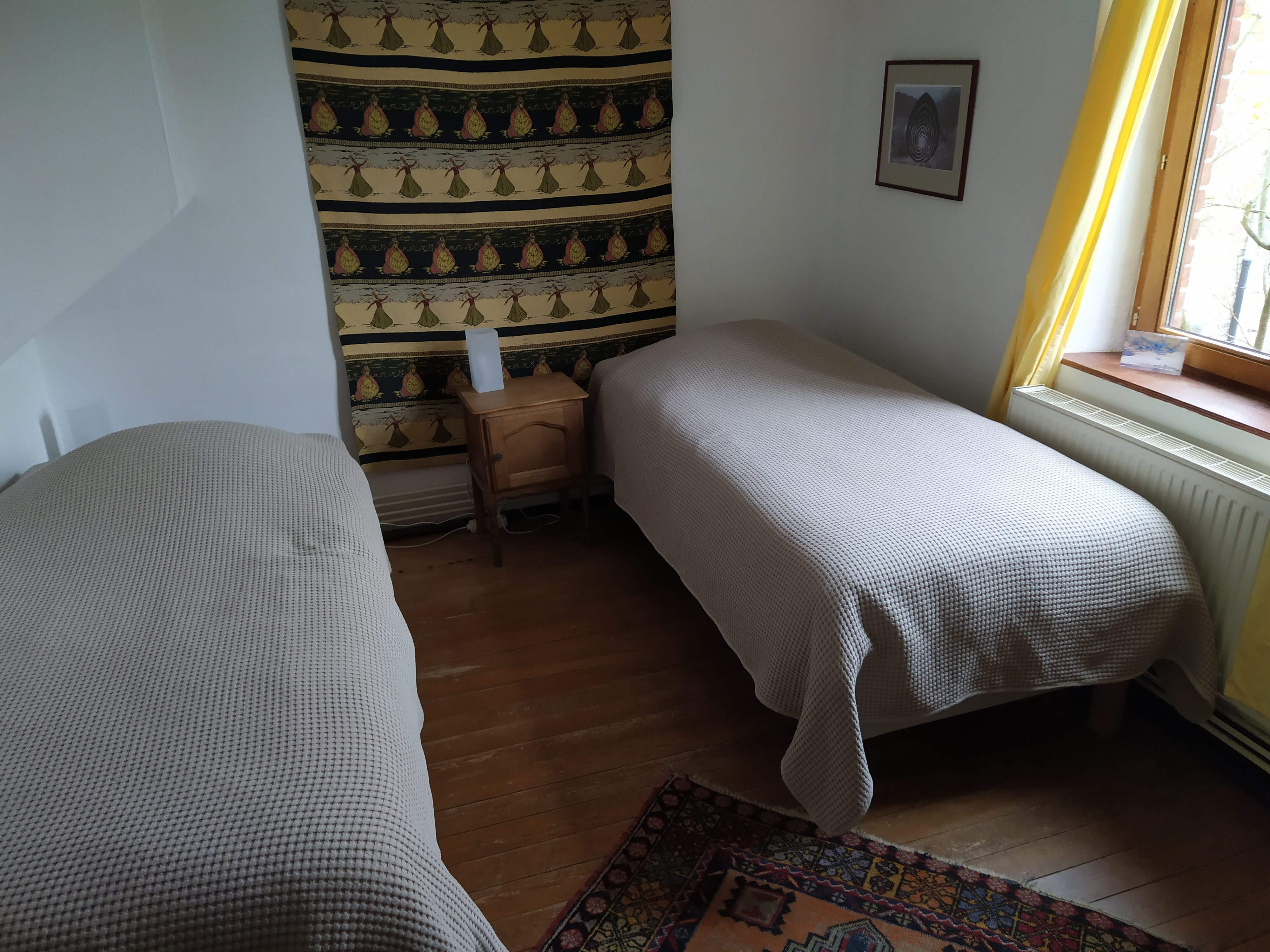 Dormitory for women (or couple) (2-persons bedroom)