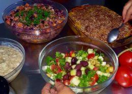 Vegan cooking in Belgium