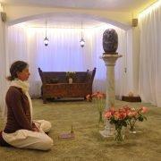 mediteren in Belgie, meditation in Belgium