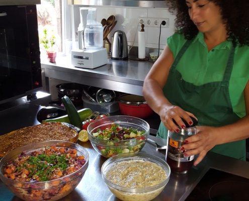 vegan cooking Belgium