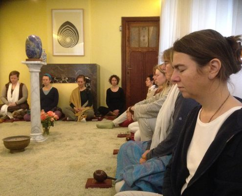 mediteren in Belgie, meditation in Belgium
