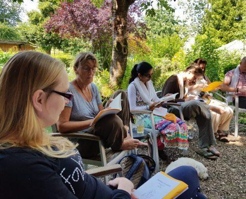 meditatie- en studie weekend